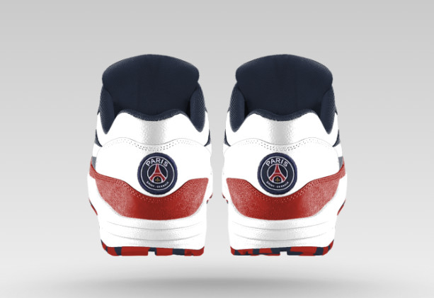 Saint Air Fc Barcelona Paris Fans For Of Nike Max And 1s Germain hCtsrQdx