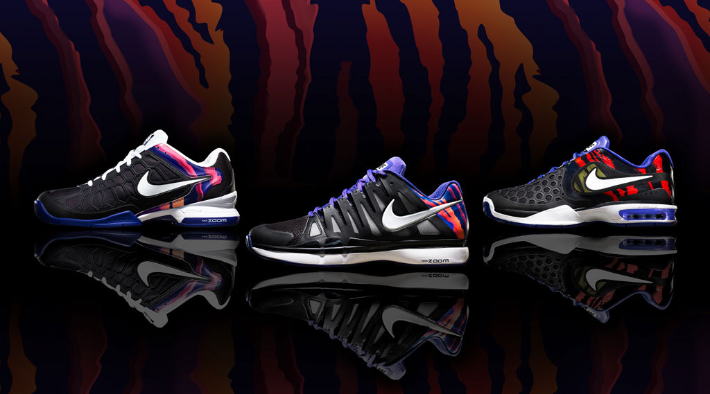 Nike Tennis Flame Collection (3)