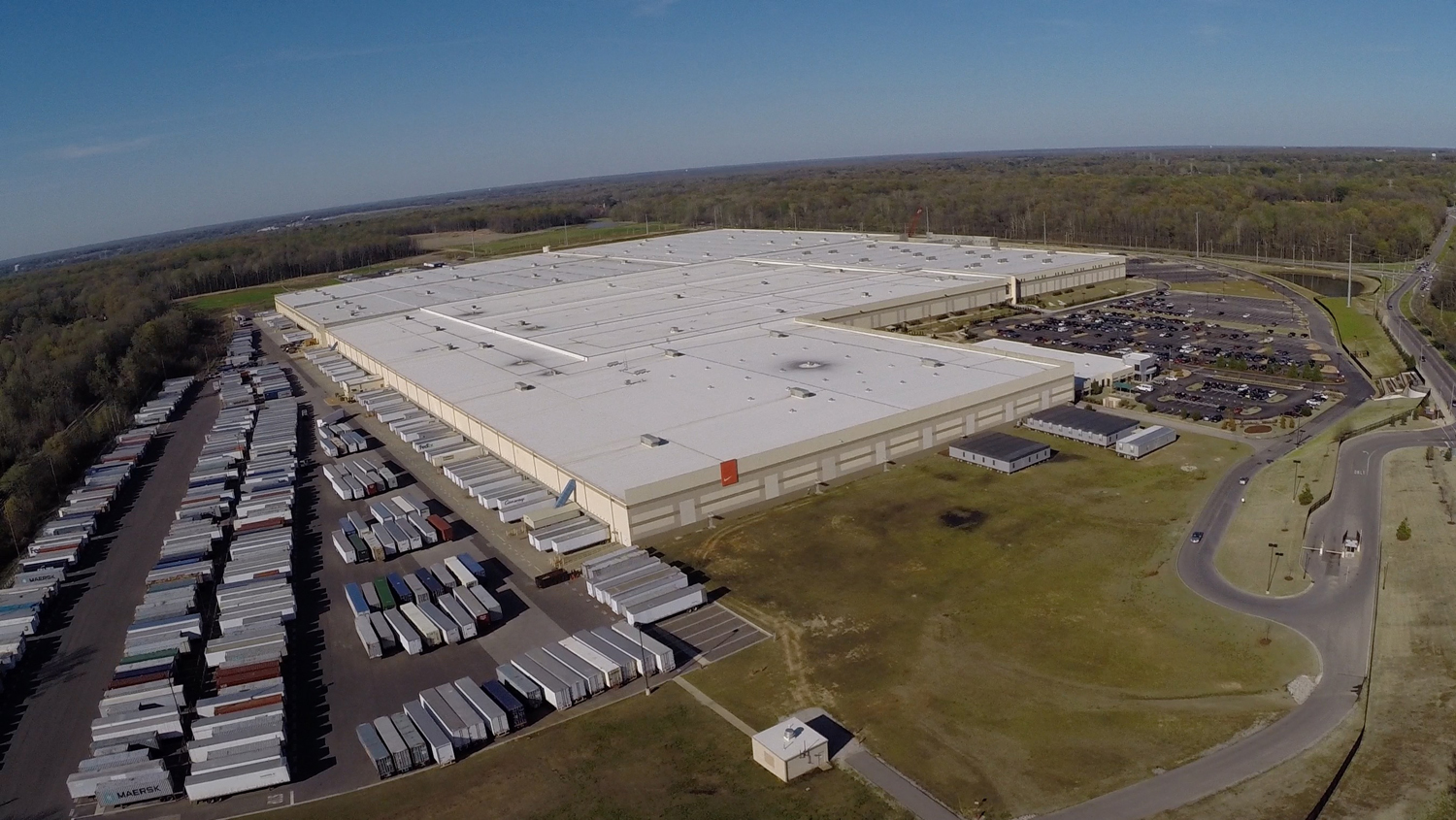 Nike Distribution Center Memphis