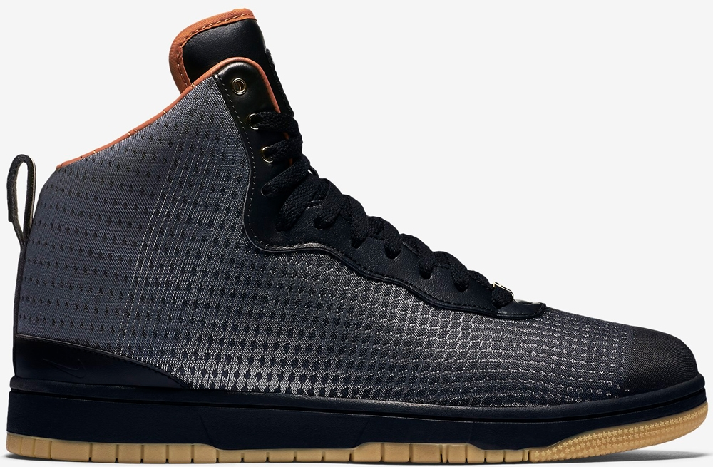 Nike KD 8 NSW Lifestyle Black/Tuscan Rust-Metallic Gold-Black