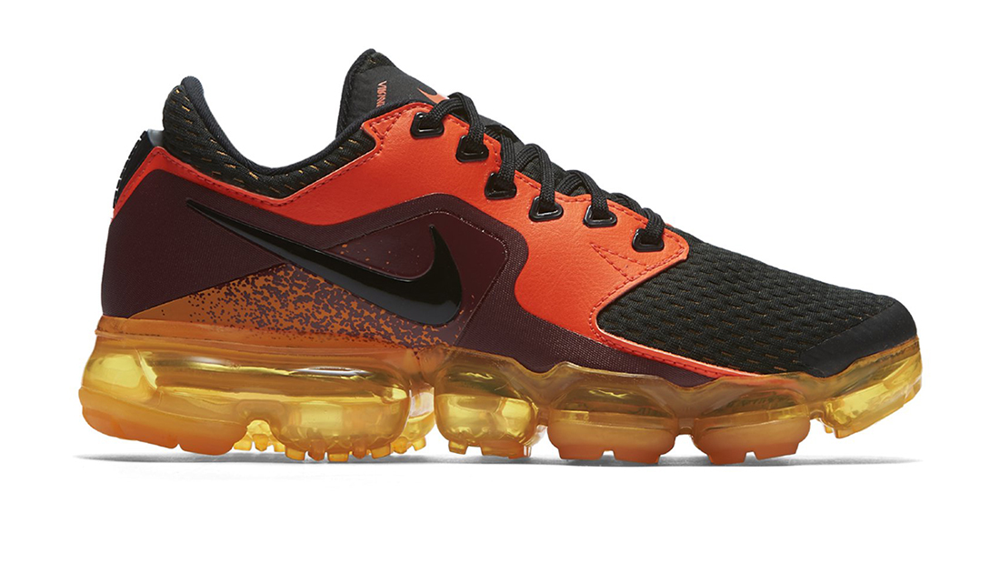 Nike Air VaporMax CS Black/Orange