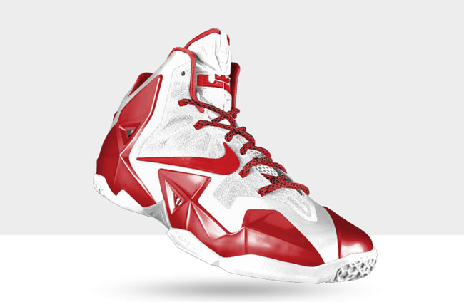 nikeid concept lebron 11 rookie of the year 2004