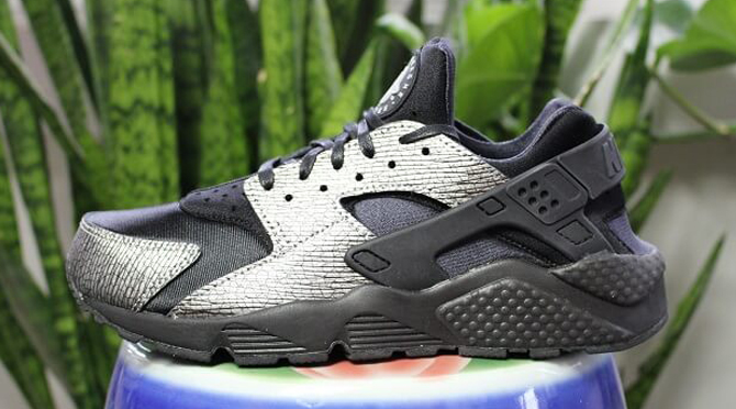 There's Another Silver Nike Huarache Coming Eneste samler  Sole Collector