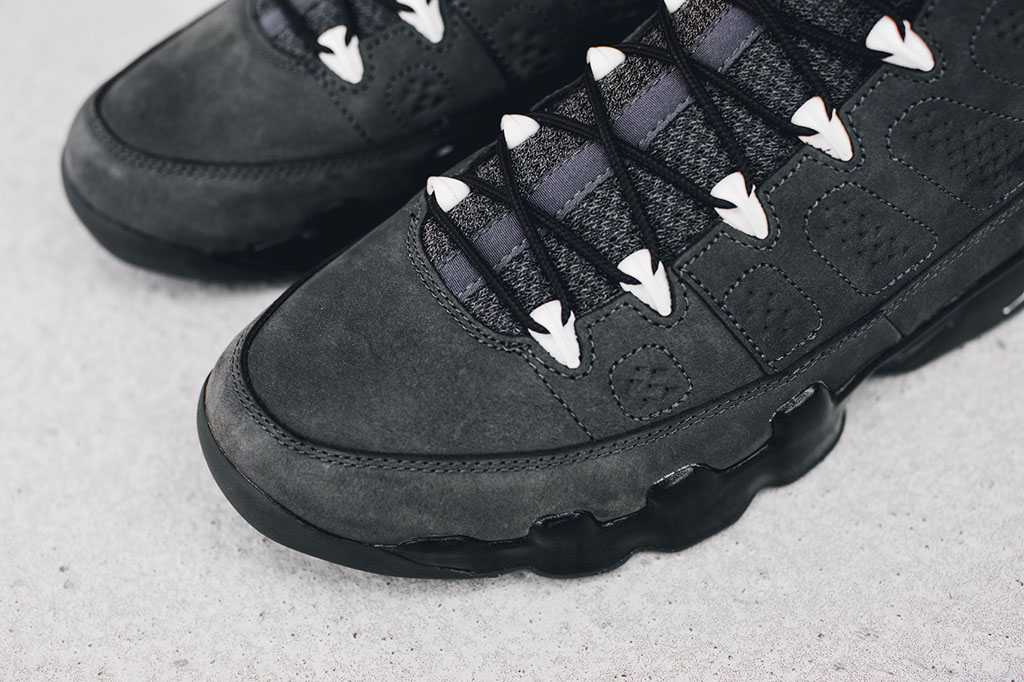 sneakers for cheap 61afd 1f2bd Release Date: Air Jordan 9 'Anthracite' | Sole Collector