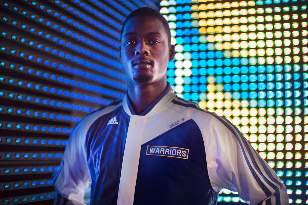 adidas 2013-2014 NBA On-Court Collection // Harrison Barnes (2)