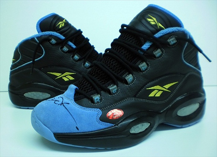 Reebok Question Allen Iverson Nuggets Away PE