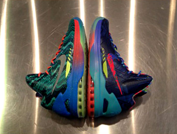 Nike KD V What the KD (2)