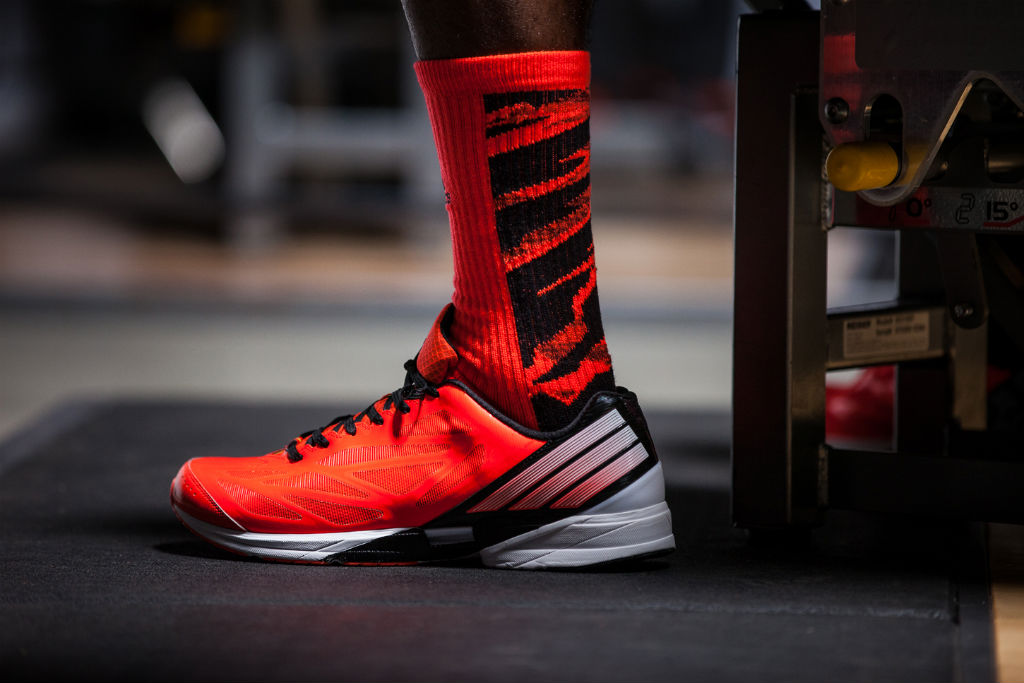 adidas Training & Robert Griffin III Blow Up (12)