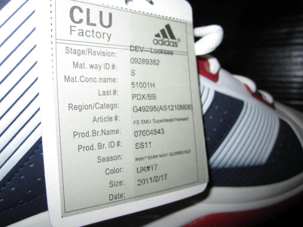 adidas Superbeast Dwight Howard Team USA Olympics Player Exclusive (12)