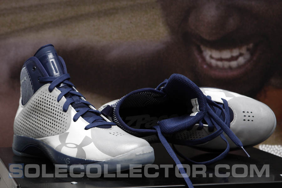 Under Armour Unveils 2011-2012 Basketball Footwear in New York City 5