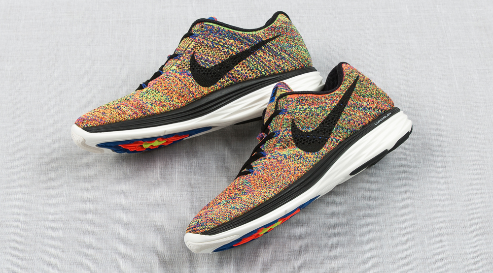 a35612f4701a Nike Brings Multicolor to Flyknit Lunar 3s