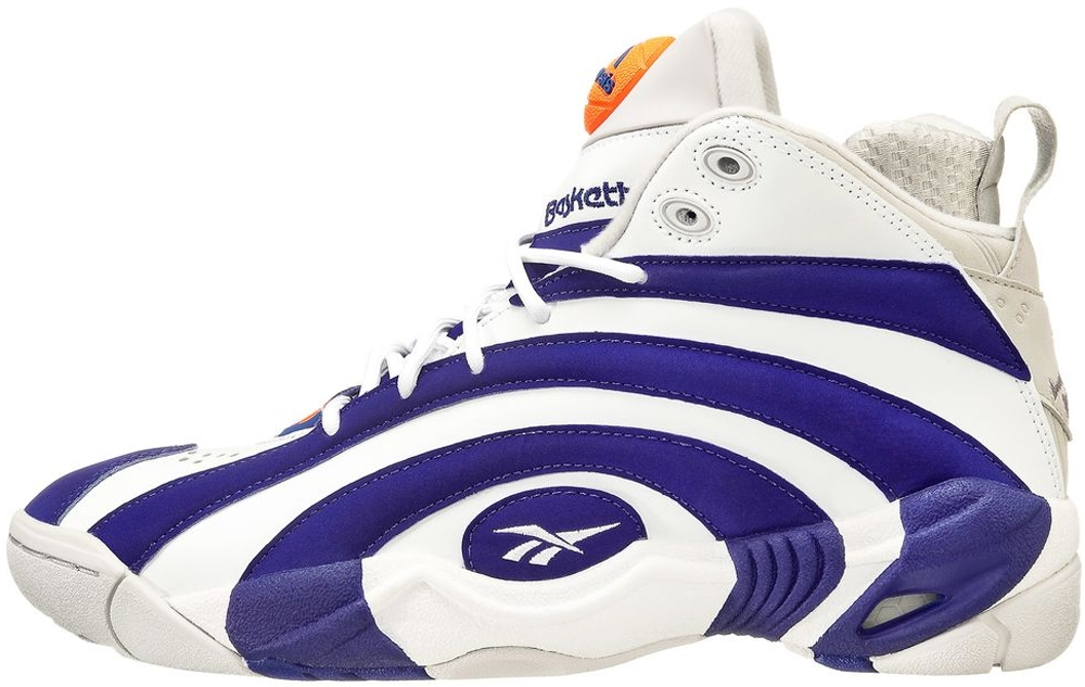 Reebok Pump Shaqnosis Reebok Royal/White-Sheer Grey-Flux Orange