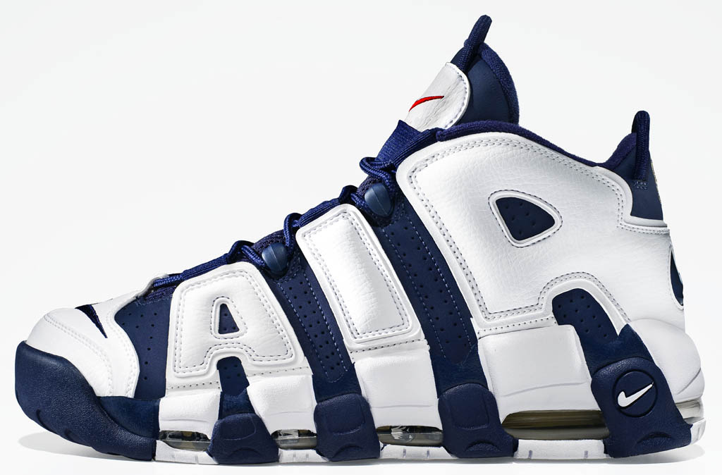 Nike Sportswear Dream Team Collection - Air More Uptempo