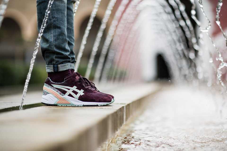 the overkill x asics gel sight desert rose