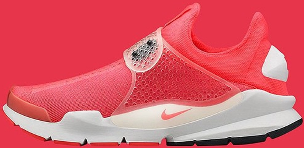 Nike Sock Dart SP Infrared/Summit White