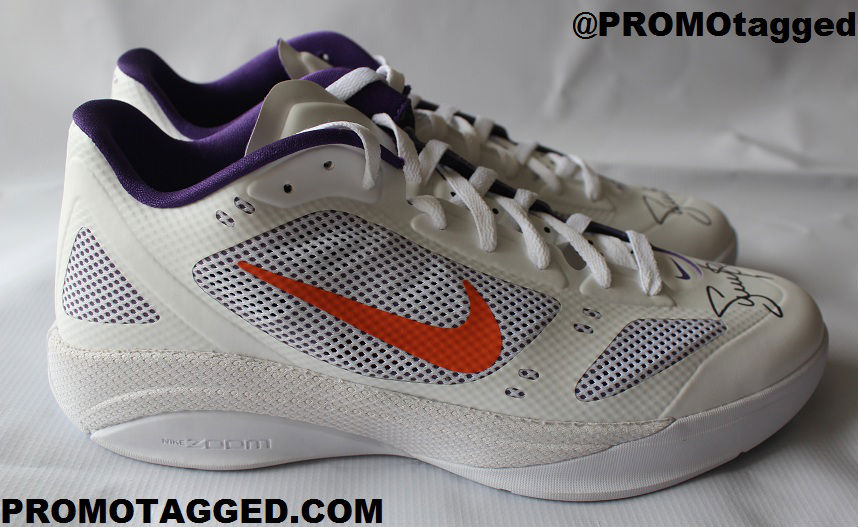 Spotlight // Pickups of the Week 12.1.12 - Nike Zoom Hyperfuse 2011 Low Steve Nash PE by PROMOTAGGED