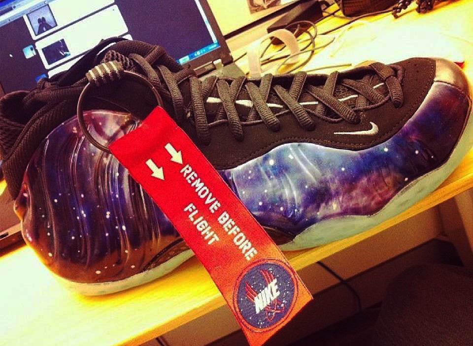 Nike Air Foamposite One Galaxy All Star