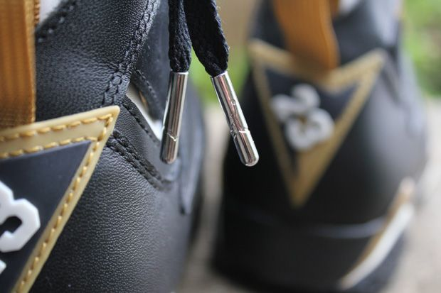 3f3de6c3c59a Making headlines today is this latest set of shots detailing the Golden  Moments Air Jordan 7 Retro.