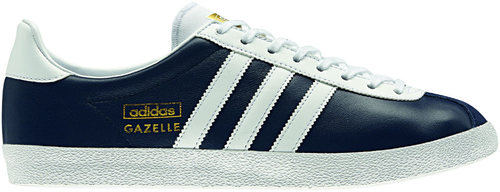 adidas Originals Archive Pack - Spring/Summer 2013 - Gazelle OG Navy Q23180
