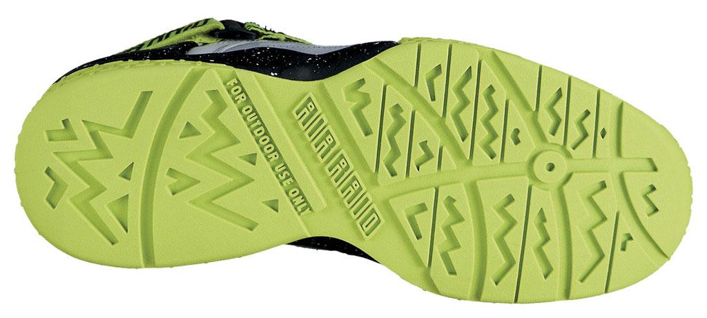 Nike Air Raid Wolf Grey Pure Platinum-Venom Green Release Date 642330-001 edcdeb3aeff3