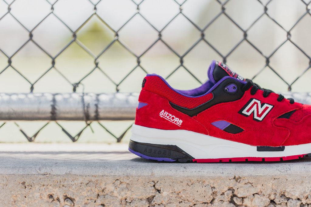 New Balance 1600 Pinball Red/Black-Purple (2)