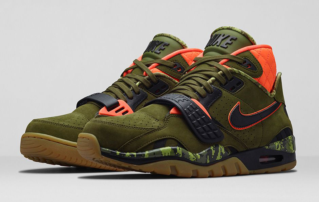 An Official Look At The Nike Air Trainer SC II Premium 'Bo