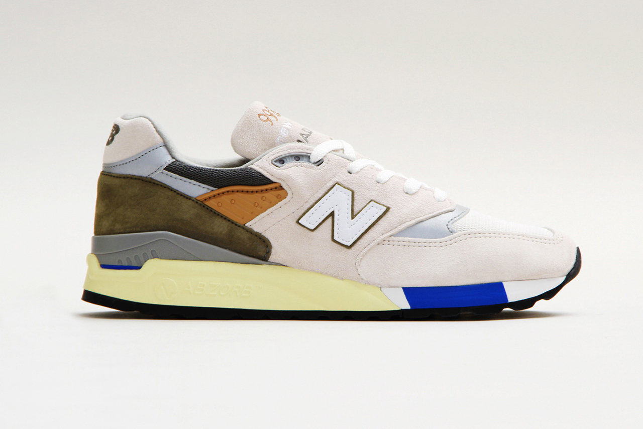 10 Best Collaborations of 2013 Concepts x New Balance 998 C-Note