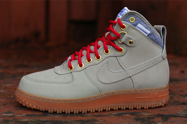 nike air force duckboot