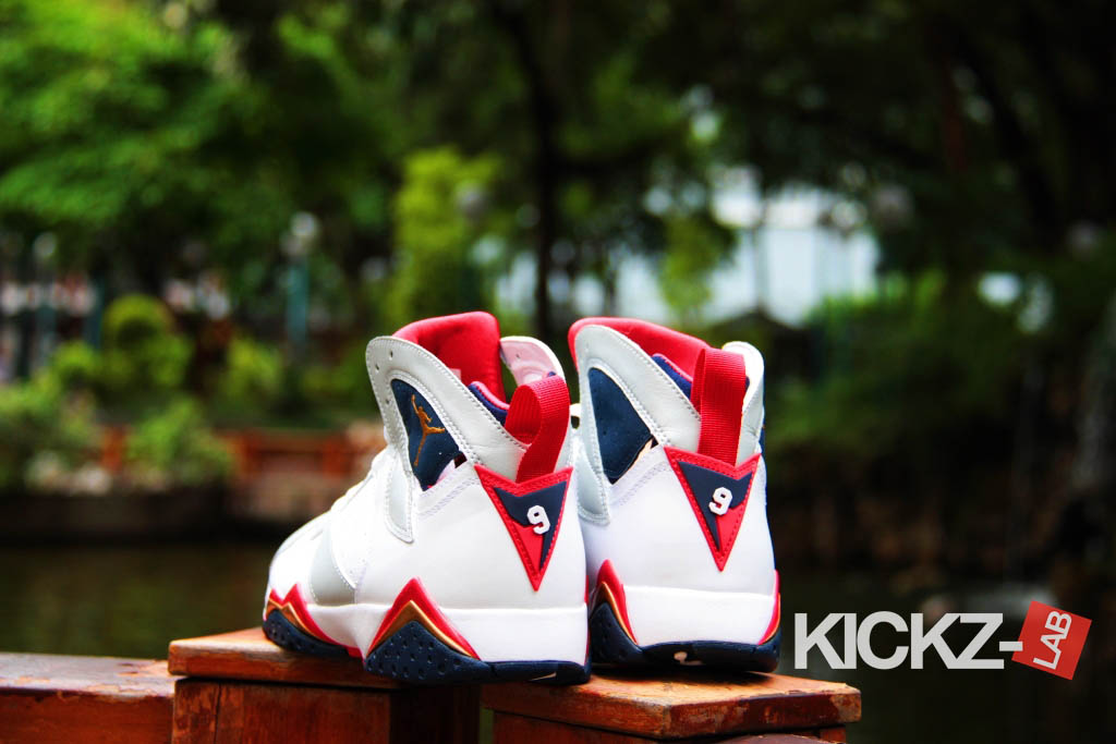 Air Jordan VII 7 Retro Olympic 304775-135 (3)