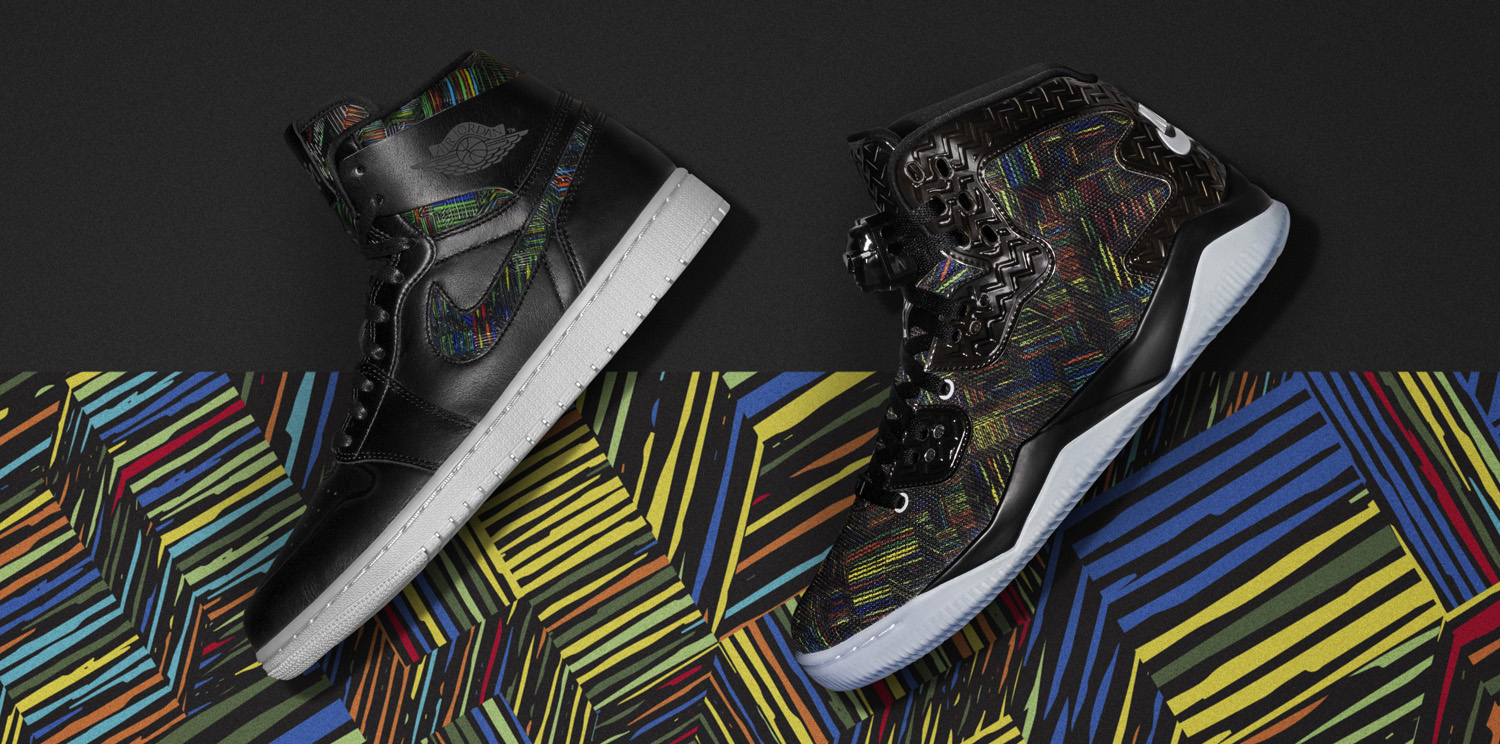 Spike Lee's Sneakers Show Up for Air Jordan 'BHM' Collection | Sole ...