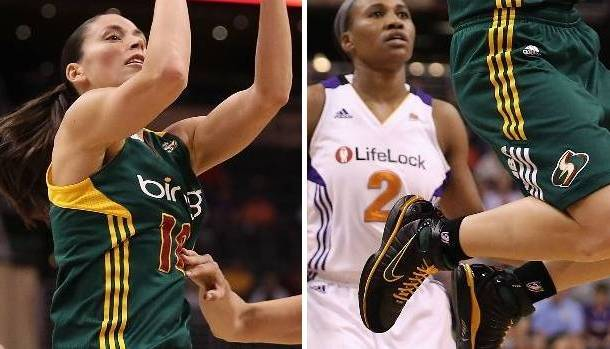 WNBA Sneaker Watch: Second Half of the Season Begins
