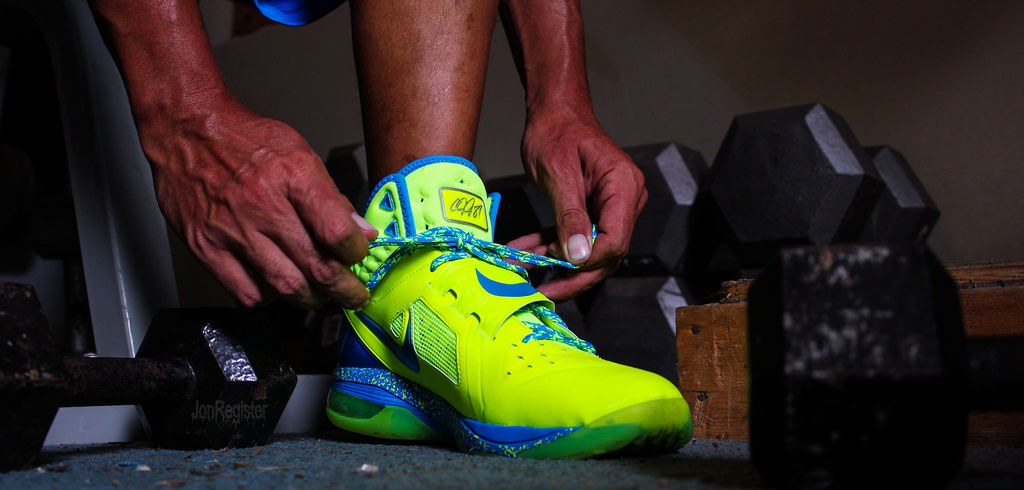 Spotlight // Forum Staff Weekly WDYWT? - 8.17.13 - Nike CJ81 Trainer Max Volt by JonRegister