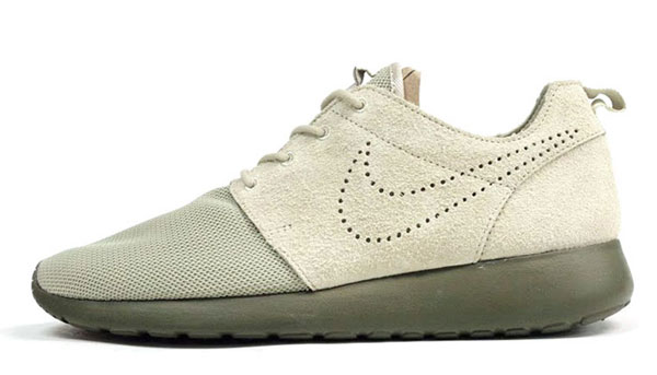 Nike Roshe Run Premium - Sand Olive - New Images  915351ce3
