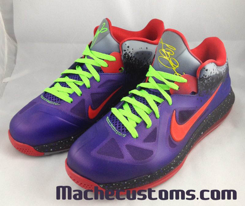 lebron 9 lows for sale