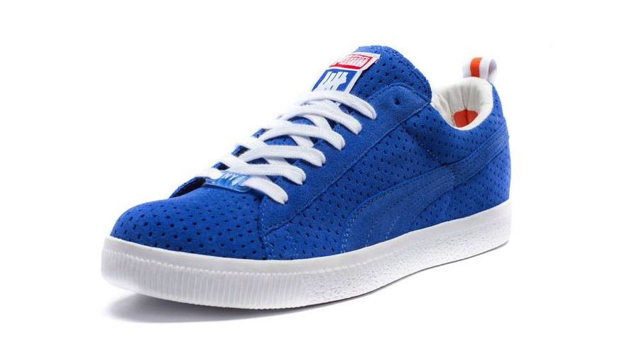 Undefeated x PUMA Clyde Gametime \