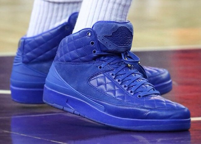 cdff77a2049392 SoleWatch  Rudy Gay Stunts in the Just Don x Air Jordan 2