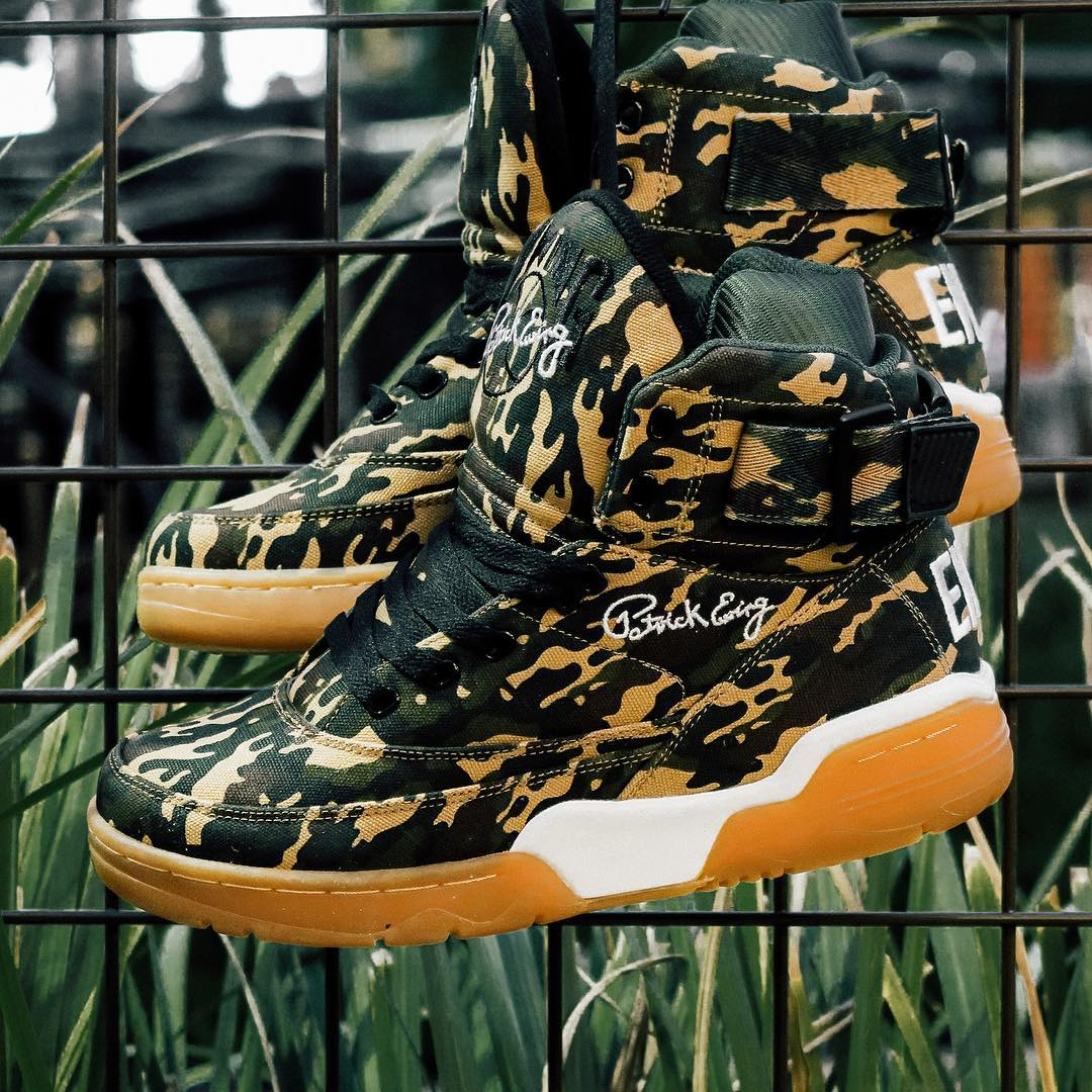 Ewing 33 Hi Camo Side