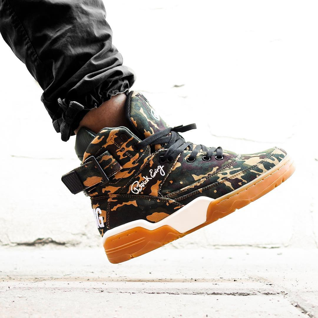Ewing 33 Hi Camo On-Foot