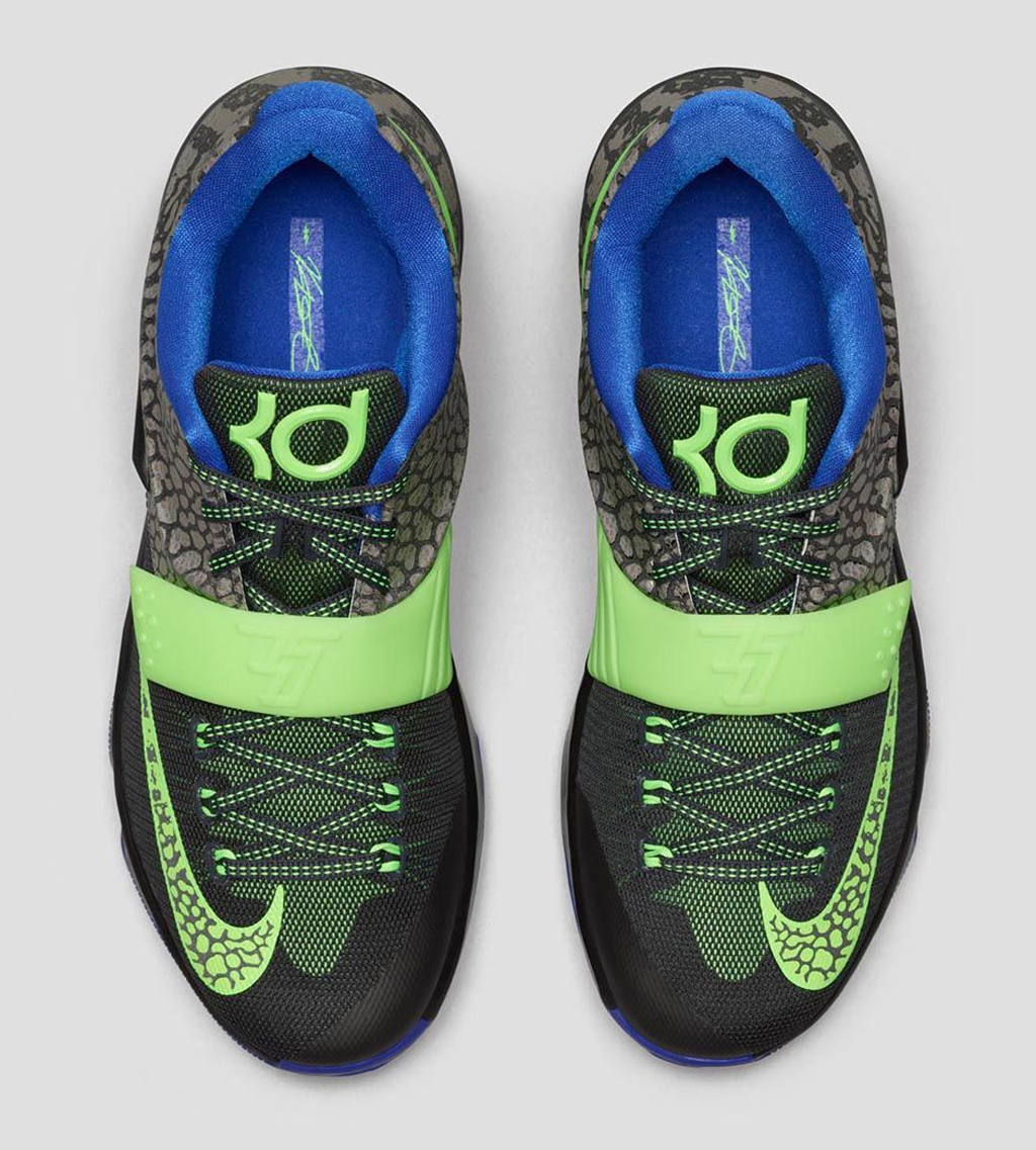 29903a9b5345 How to Buy the  Electric Eel  Nike KD 7 on Nikestore
