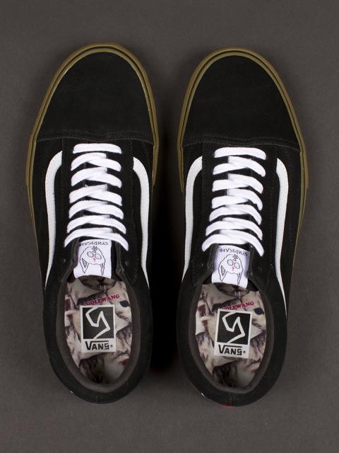 Vans Old Skool X Odd Future