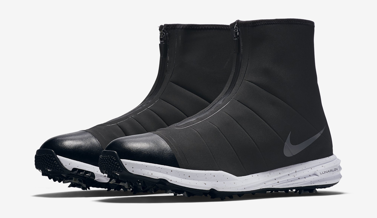 387b228a64d6 Check Out This Bizarre New Nike Golf Shoe
