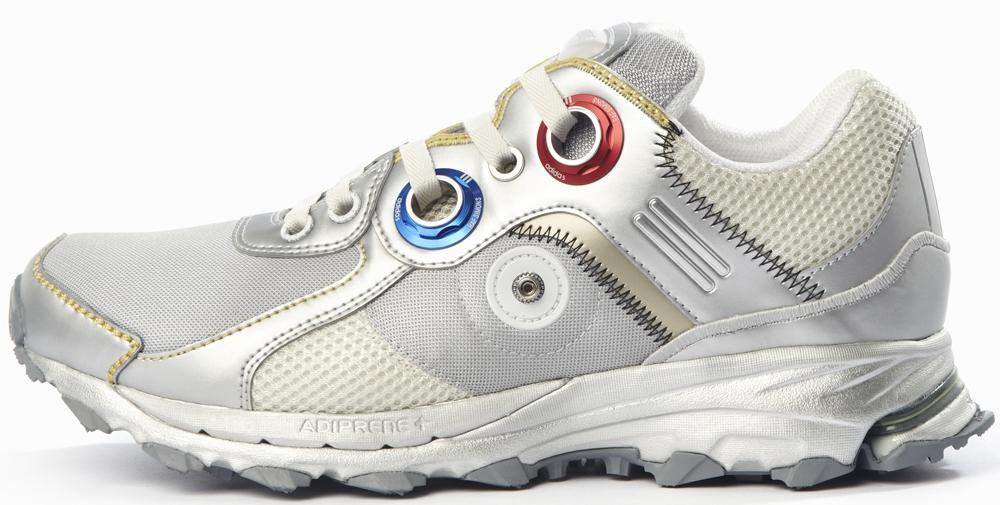 adidas Raf Simons Response Trail Robot Grey/Silver