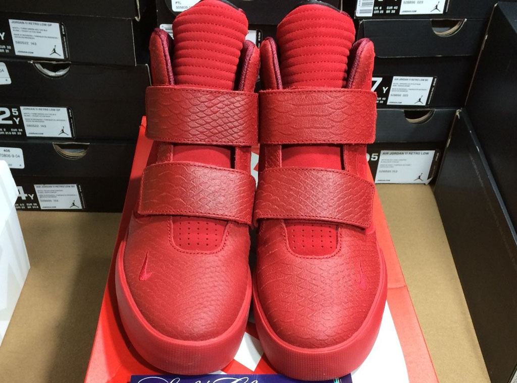Nike Flystepper 2K3 Red October 677463-600 (2)