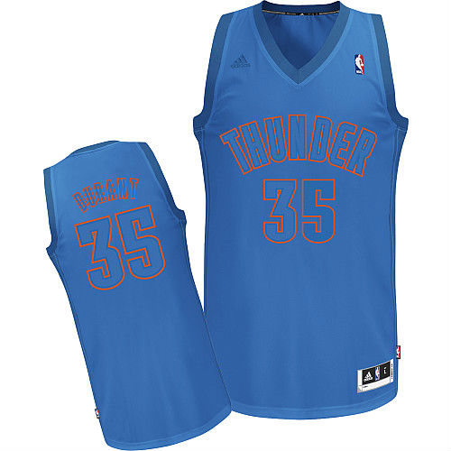 adidas BIG Color NBA Christmas Day Uniforms Oklahoma City Thunder