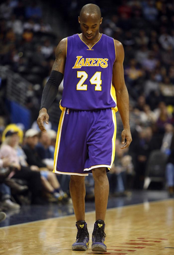 SoleWatch: Kobe Bryant Messed Around and Got a Triple-Double in a ...
