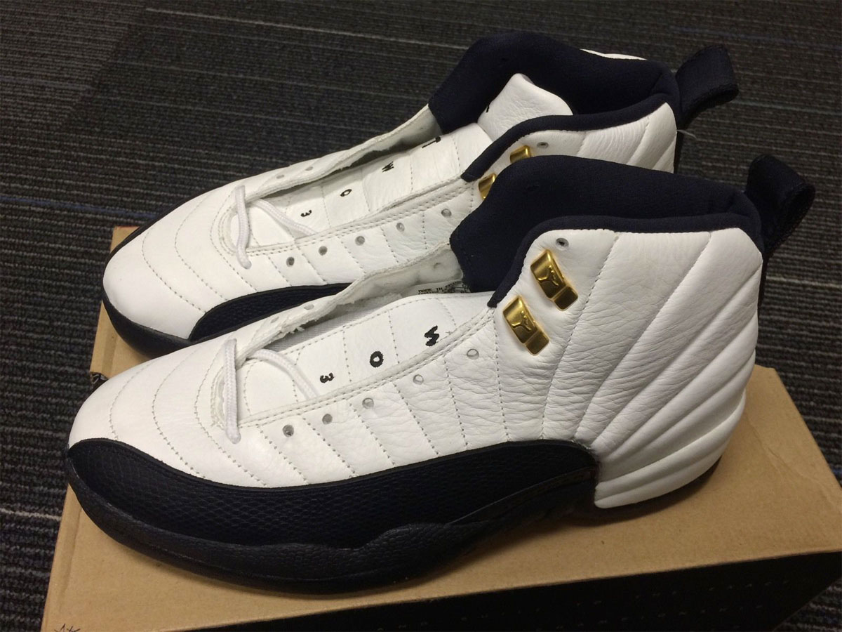 huge selection of ccf57 cadef 20 Deadstock Air Jordan 12s You Can Grab on eBay Right Now ...