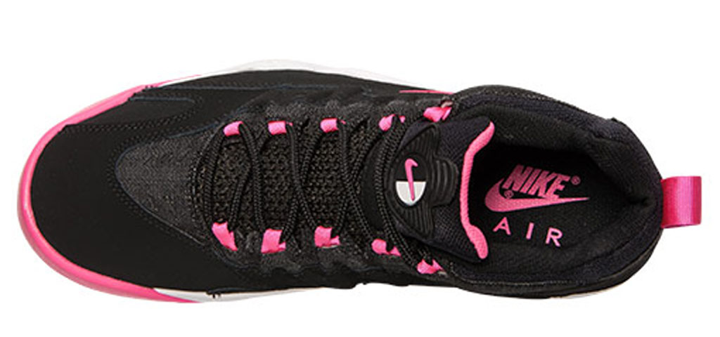 The black and pink pow Nike Air Flare is available now at select Nike  Sportswear retailers such as Finish Line. 6347aa6bc52d
