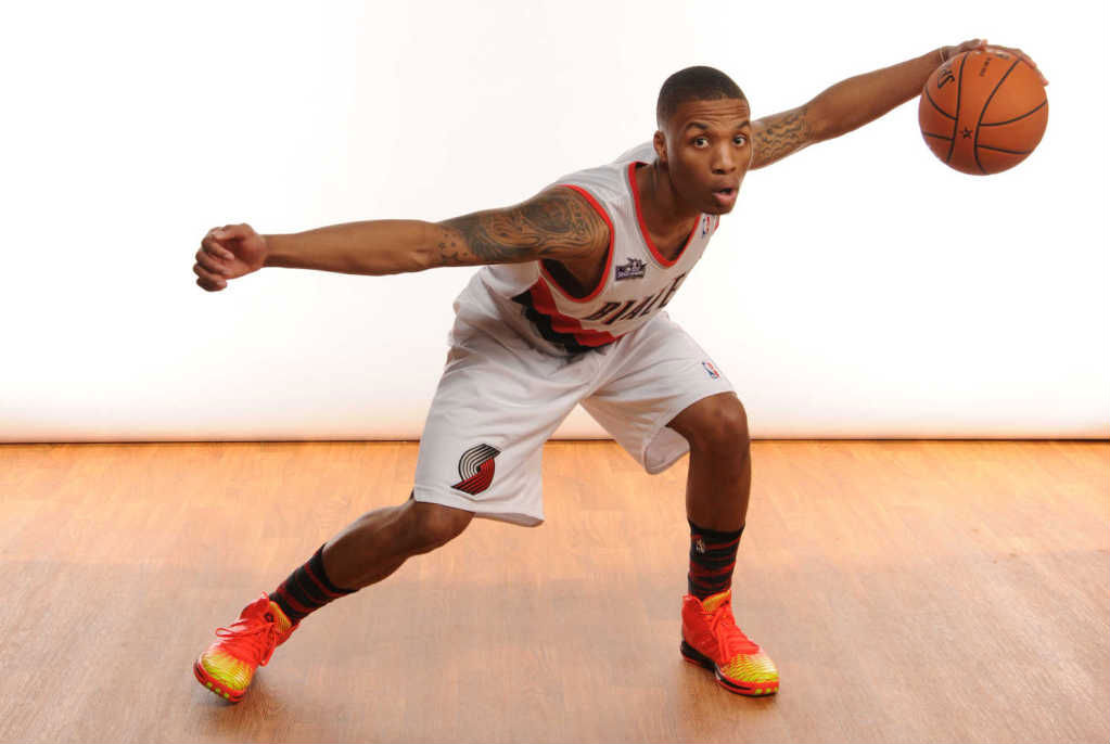 Design A Pair of adidas Rose 3.5 For Damian Lillard To Wear In A Game (1)