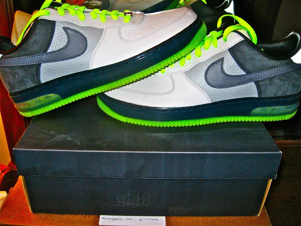 Nike Air Force 1 Supreme Air Max 95 Neon Inspired