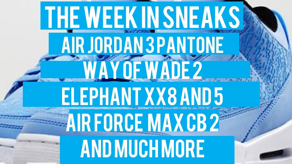 The Week In Sneaks with Jacques Slade : September 14, 2013